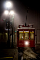 Early Morning Trolley