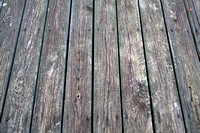 Wooden pier background texture