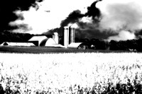 Wisconsin Farm Infrared