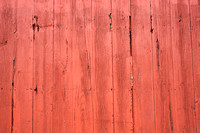 Red barn wood background #2